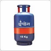 19 Kg LPG Gas Cylinders