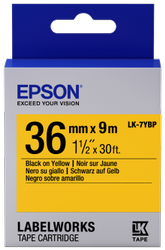 Epson LK-7YBP Tape