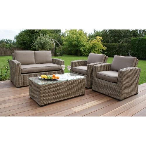 Cane Sofa Set Price In Delhi: Rattan Sofa Set At Rs 150000 /set