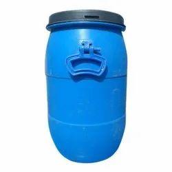 VLX Enterprises Blue 35L HDPE Drum
