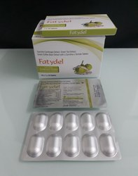 Garcinia Cambogia Extract, Green Tea Ext. Green Coffee Bean Extract With L-Cranitine L-Tartrate