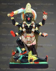 Marble Mahakali Maa Statue