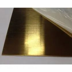 Gold Super Mirror SS Sheet