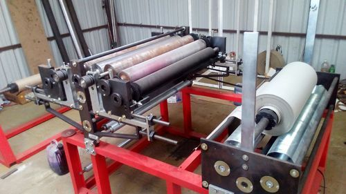 Automatic Dining Table Paper Printing Machine Rs 220000