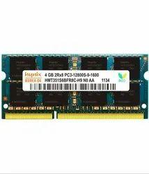 4GB DDR3 RAM 1333/12800 MHz