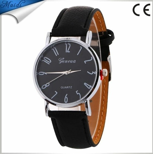 Quartz Black Men Watches