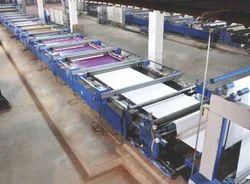 Double Servo Printing Machine