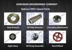 Sabroe CMO 2 Oil Pump, Unloading Mechanism, Filters & others