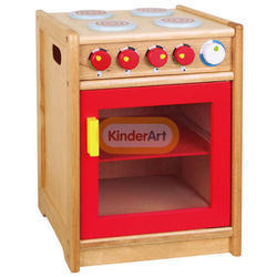 Stove Pretend Play
