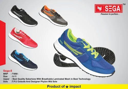 Men Sega Sports Shoes, Rs 345 /pair