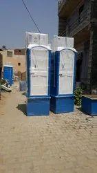 FRP Portable Bio Toilet