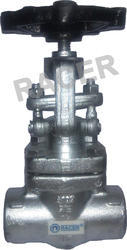 Screwed End Stainless Steel Globe Valve