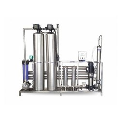 Stainless Steel SS RO Plant, For Commercial