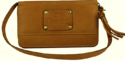 Leather Ladies Cross Body Wallet Bag