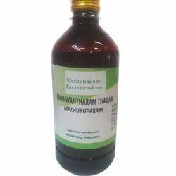 Dhanwantharam Oil, Grade Standard: Medicine Grade, Packaging Size: 200ml