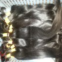 Silky Straight Bulk Indian Remy Hair