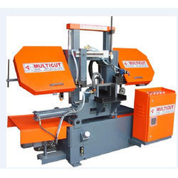 Neck Cutting Band Saw Machine