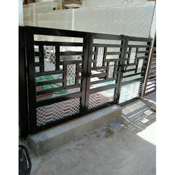 Stainless Steel House Steel Gate