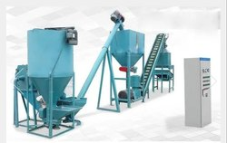 WIPL Floating Fish Fish feed Processing Machine