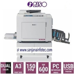 Riso Digital Duplicators MF 9350 Machine Service, Repair