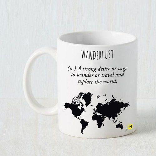 7ef2feb26949 Ceramic Coffee Mug, For Home, Rs 50 /piece, Hamee India Private ...