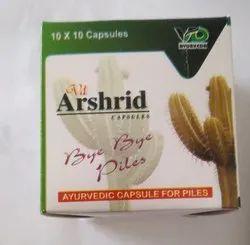 Arshrid Cap.