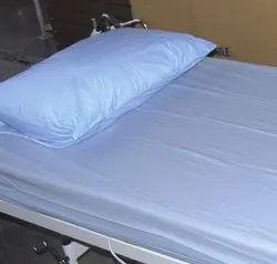 Hospital transparent bed cover