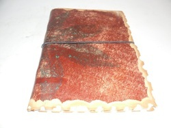Vintage Leather Handmade Writing Journal