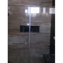 Tailor Made Straight Shower Enclosure