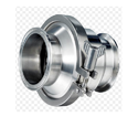 SS DAIRY TC END NRV VALVES