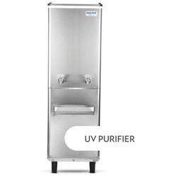 Voltas RO Purifier Water Cooler, Capacity: 40/80 PSS UV Liter