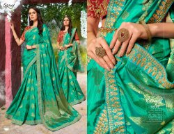 Stylish Fancy Designer Sarees