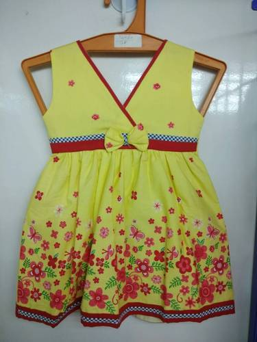 b656ac686d7c Summer Cotton Frock at Rs 125  piece