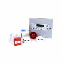 Plastic Addressable Fire Detection System