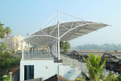 Tensile Fabric Structure For Stadium