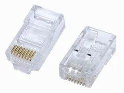 RJ45 Telephone connector