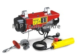 Mini Electric Wire Rope Hoist Lift Block