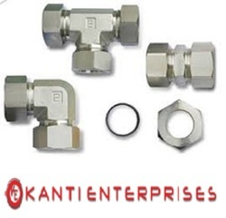 DIN 2353 Bite Tube Fittings