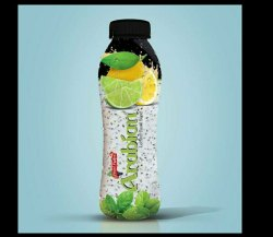 Arabian Lemon Basil Seed Juice, Packaging Size: 200 ml