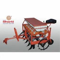 Power Tiller Operated Seed Cum Fertilizer Drill
