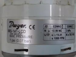 Dwyer MS - 141 Magnesense Differential Pressure Transmitter