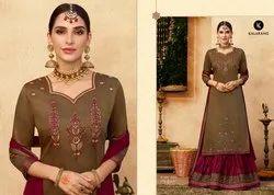Kessi Fabric Blossom Vol-10 Unstitched Salwar Kameez