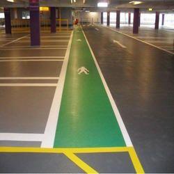 Epoxy Floor Paints, Packaging Type: Tin