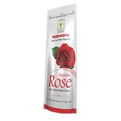 Rose Standy Zipper Pouch Pack Agarbatti