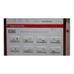 Anchor PVC Electric Switch Board
