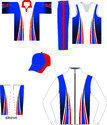 Cricket T Shirt Trouser Set