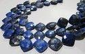 Lapis Lazuli Cushion Shape