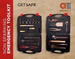 Non Sparking Emergency Toolkit QTi Copper Titanium