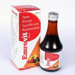 Vit.b-complex With Lysine  Monohydrochloride
