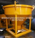 Paint Coated Tower Crane Concrete Bucket